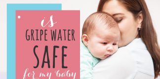 Is Gripe Water Safe For My Baby?