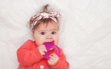 Teething Symptoms in Babies