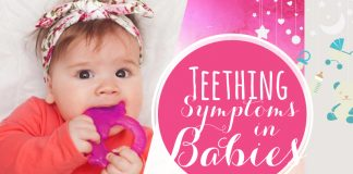 Teething Symptoms in Babies