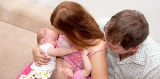 Breastfeeding Positions For Twins
