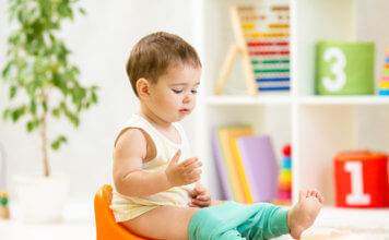 Potty Training – How Do You Teach Your Child To Potty