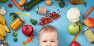 Top Five Minerals For A Child Growth