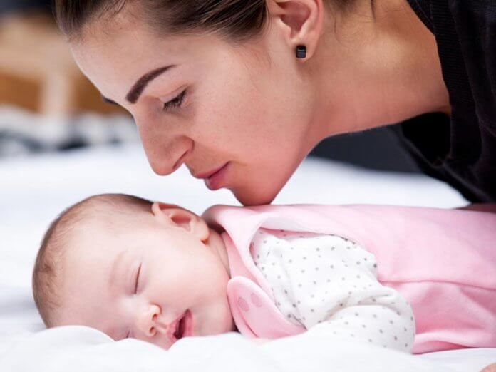 Happy Sleeping Hours – Best Sleeping Positions for Newborns