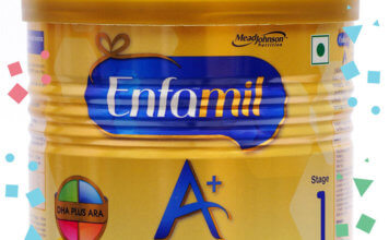 Review – Enfamil A+ Infant Formula