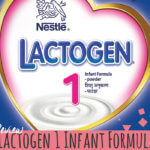 Review – Lactogen 1 Infant Formula
