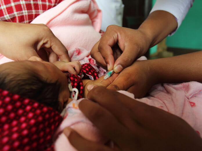 Vaccination Schedule For Babies
