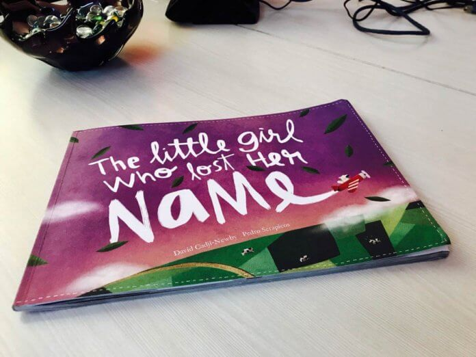 The girl who lost her name