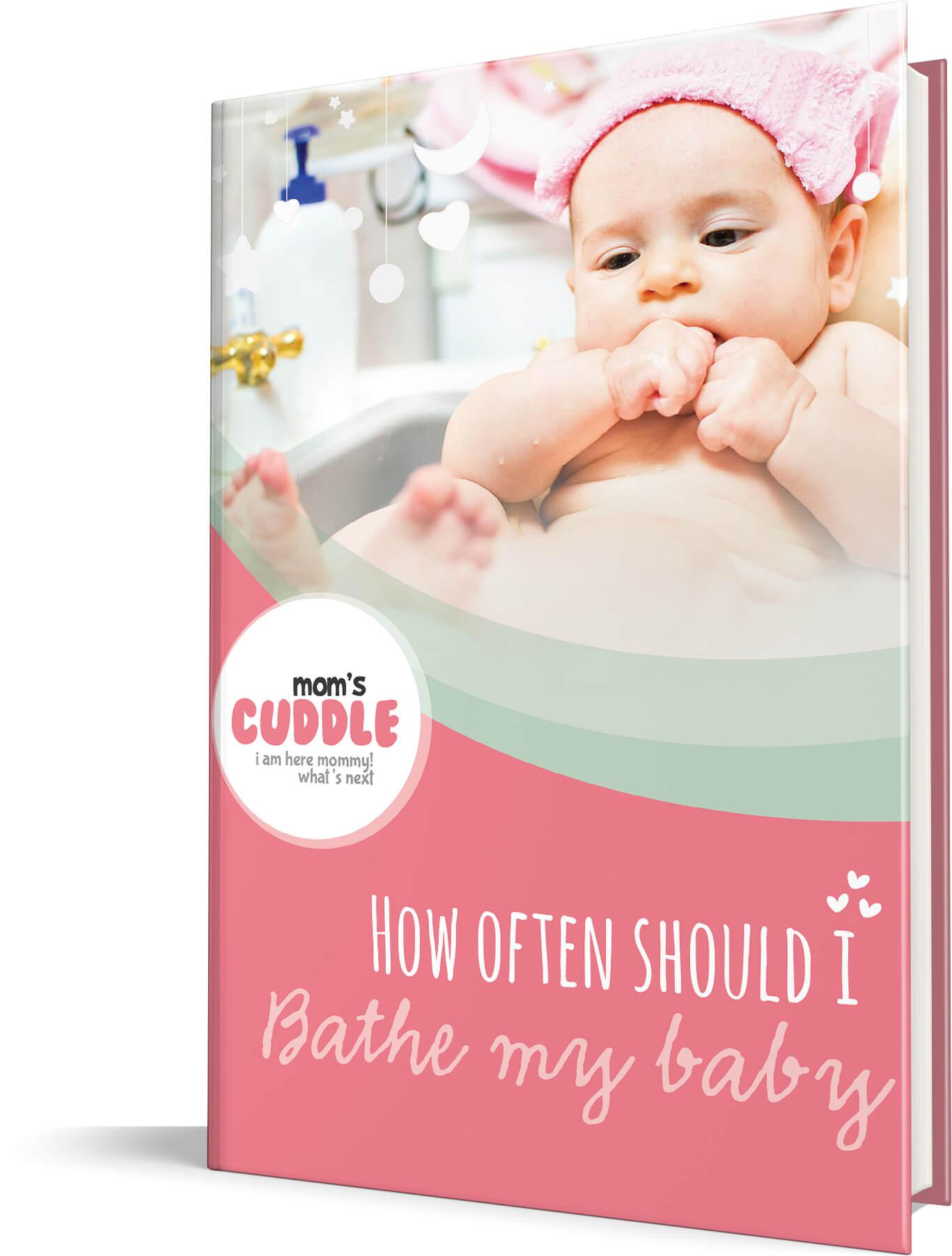 Ebook How Often Should I Bathe My Baby