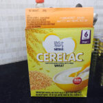 Cerelac Forified Baby Cereal With Milk (Wheat) - Used And Reviewed