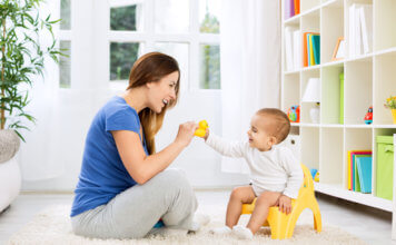 Constipation In Babies – How You Can Avoid And Cure It