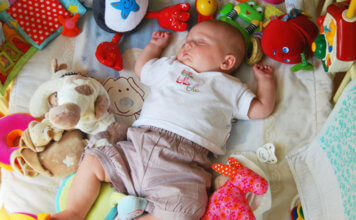 Importance of Toys In Baby's Brain Development