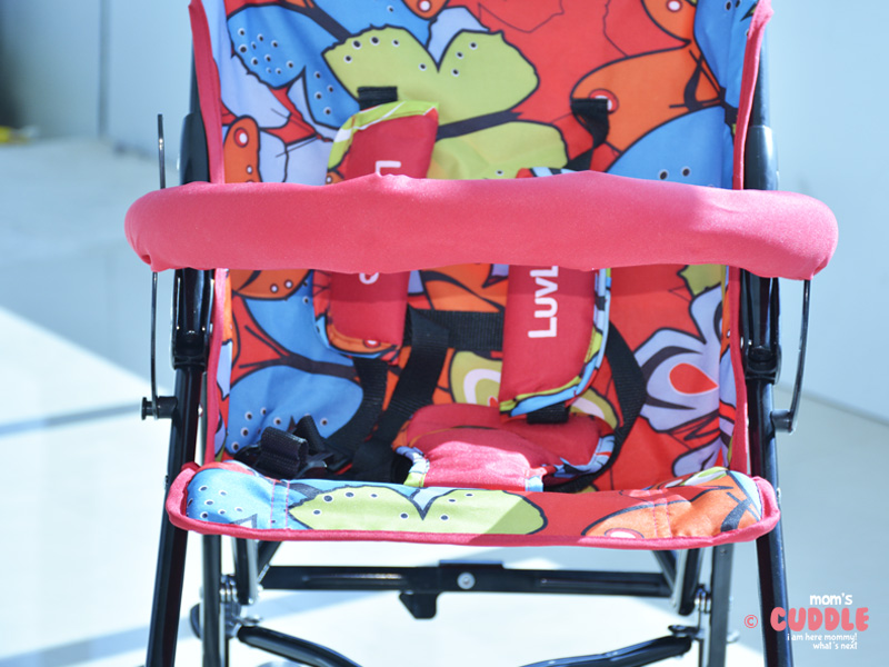 Luvlap Tutti Frutti Baby Stroller – Used And Reviewed