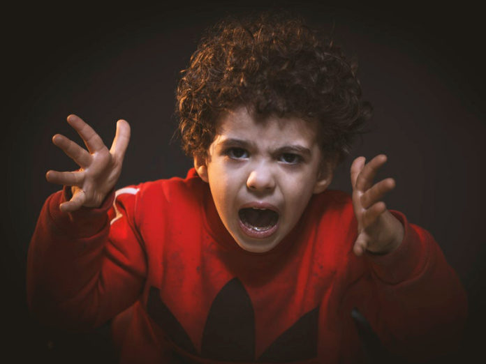 5 Ways To Deal With An Angry Child