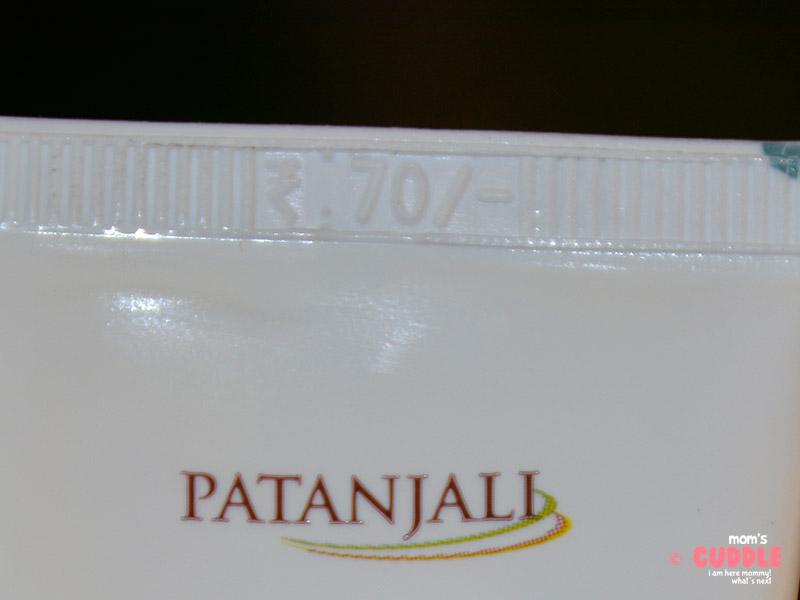 Patanjali Shishu Care Diaper Rash Cream – Used and Reviewed