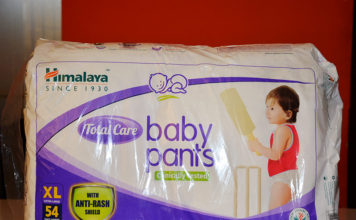 Himalaya Total Care Baby Pants – Used And Reviewed