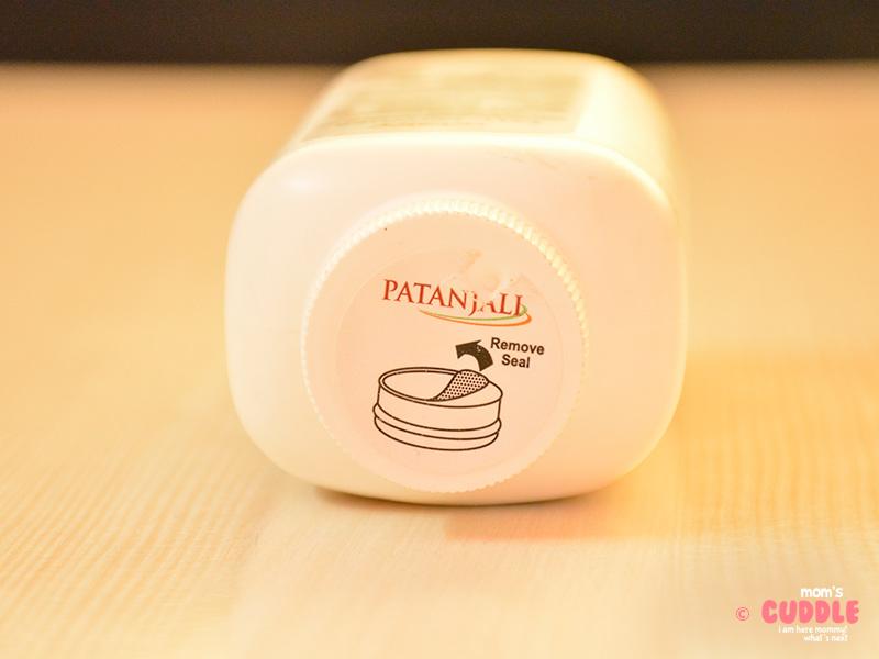 Patanjali Shishu Care Talc Powder – Used And Reviewed