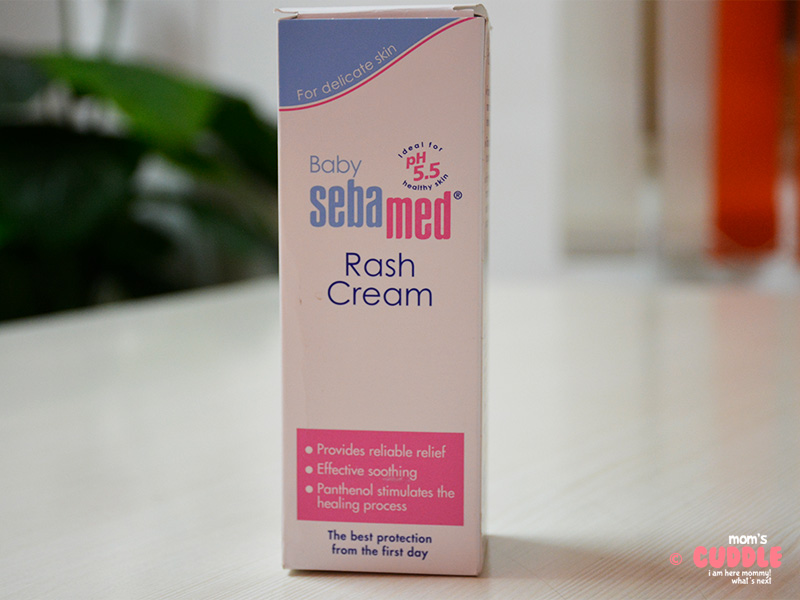 Baby Sebamed Rash Cream – Used And Reviewed