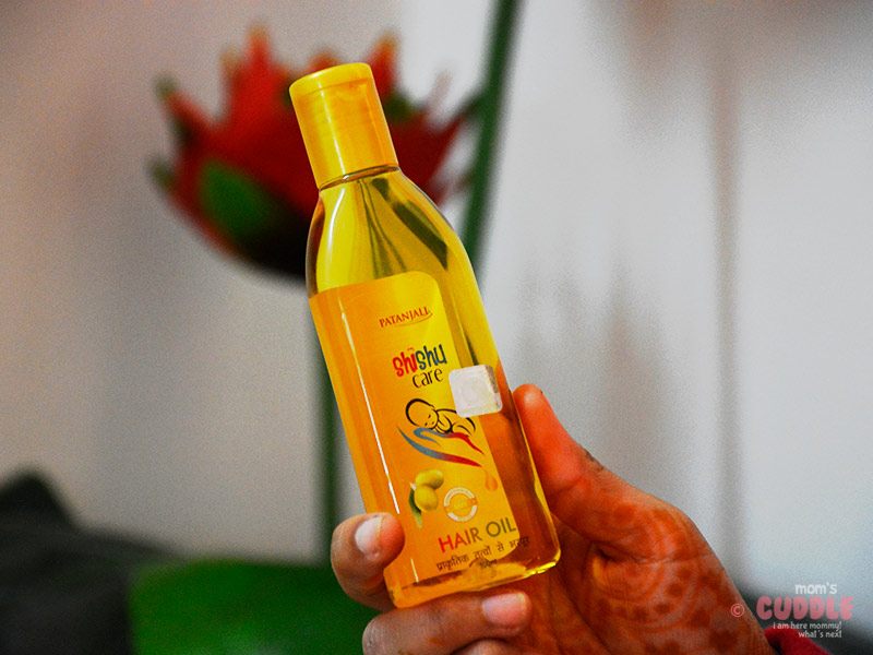 Patanjali Shishu Care Hair Oil – Used And Reviewed